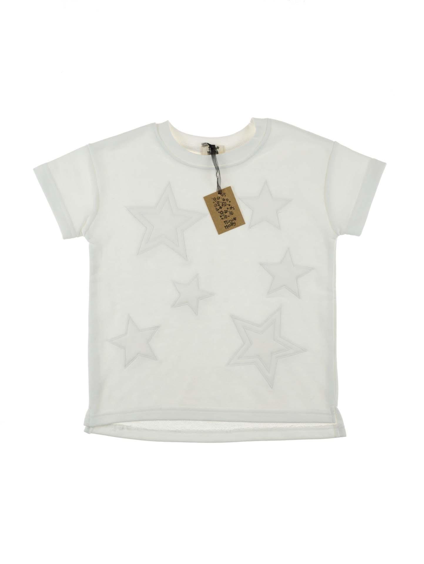 Купити Стильна біла футболка з короткими рукавами  500260dd8df3a