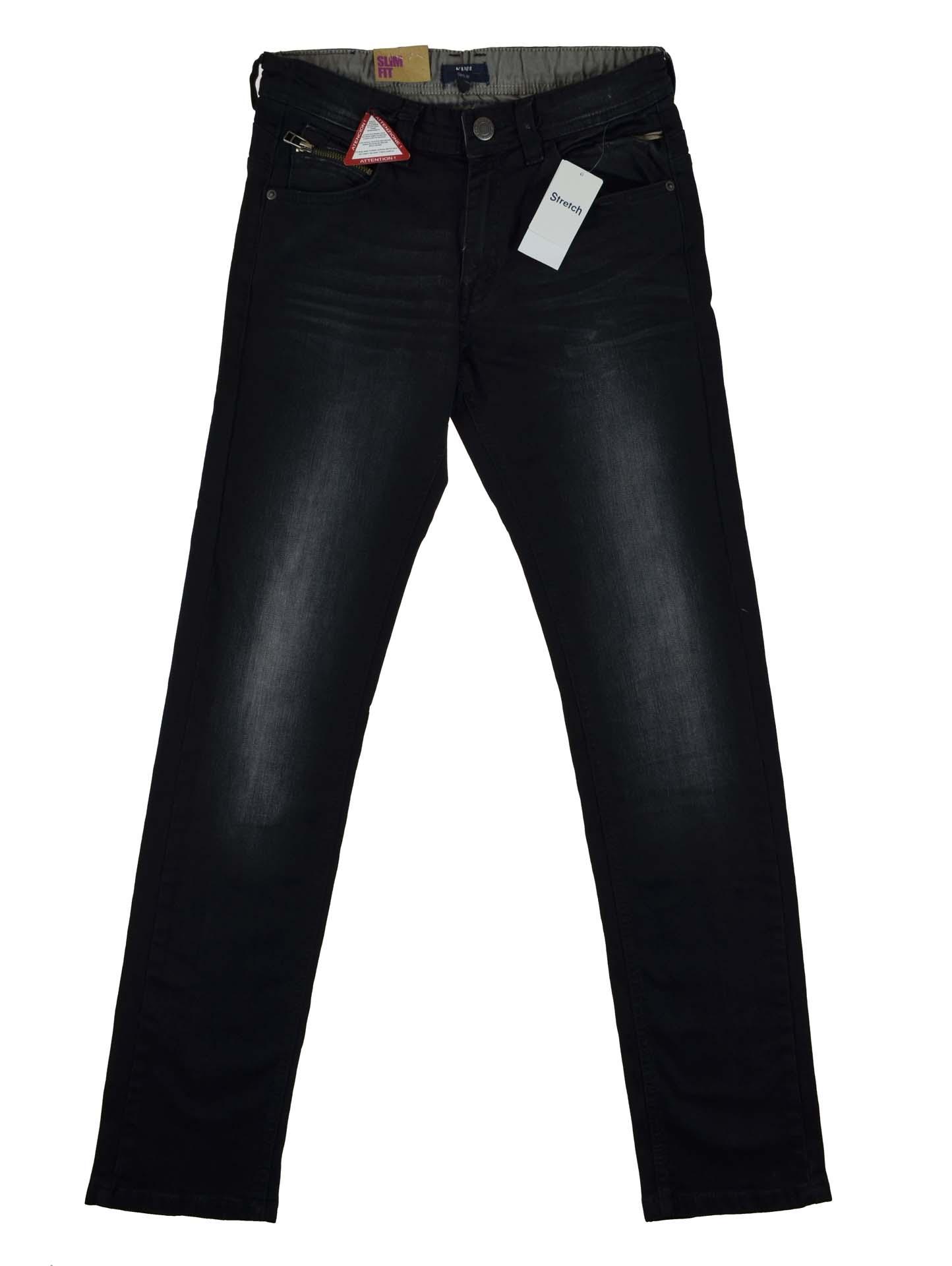 Купити Джинси чорні для підлітка  64dfe70f679cc