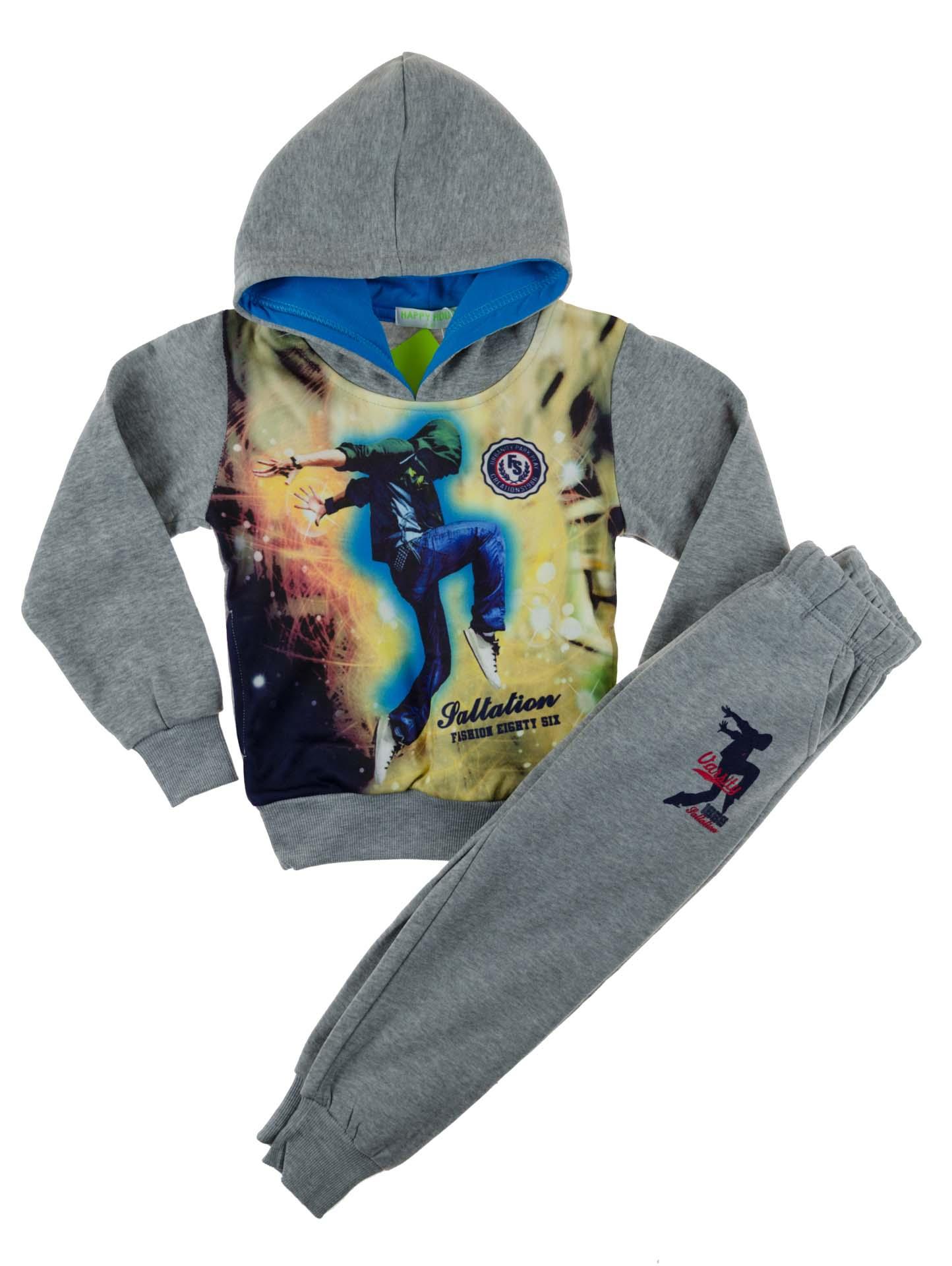 fb672c4924f84a Купити Теплий спортивний костюм | Top Shelf | Інтернет-магазин дитячого  одягу в Україні