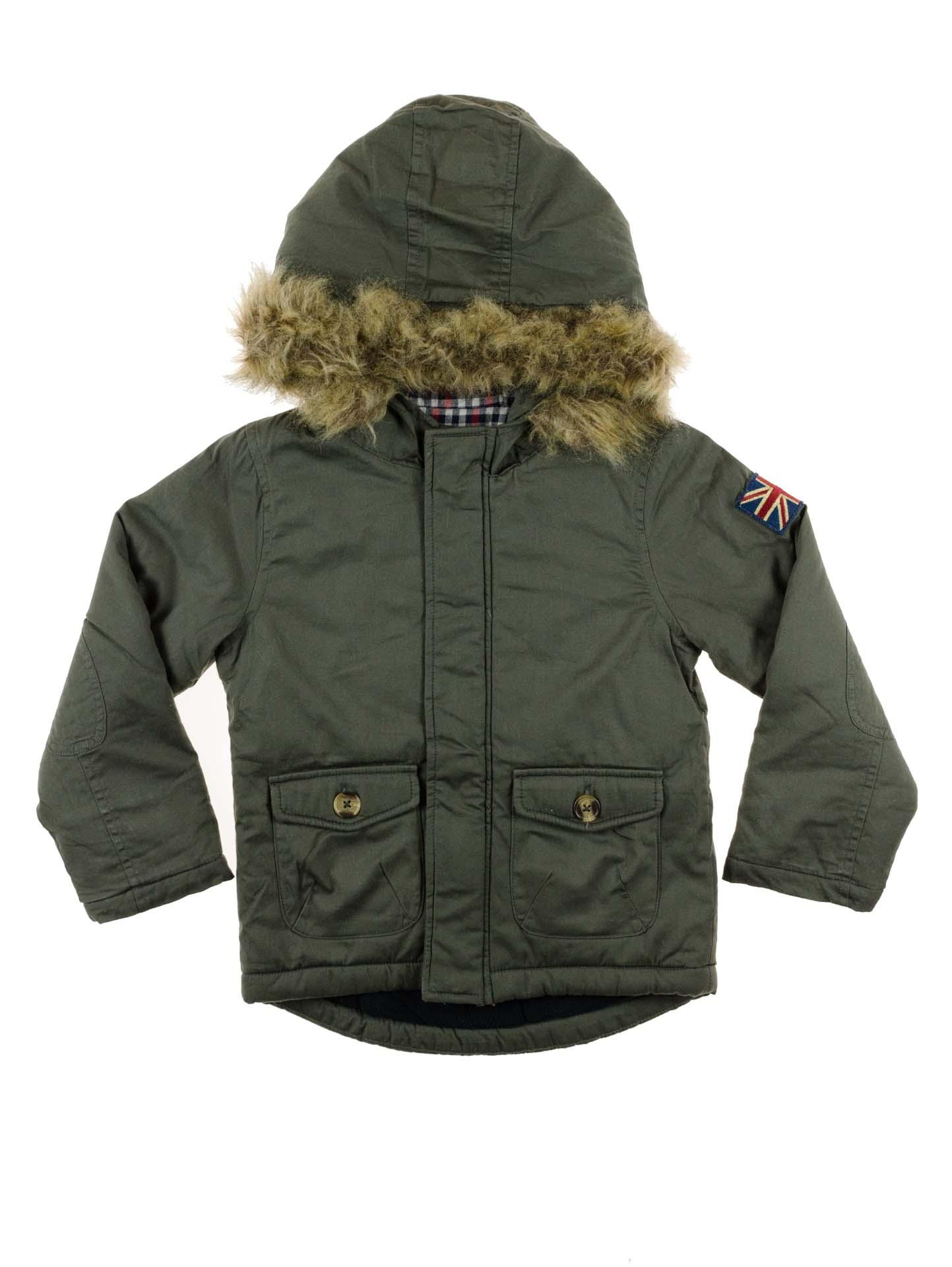 Купити Демісезонна куртка для хлопчика  384f2f0705bea