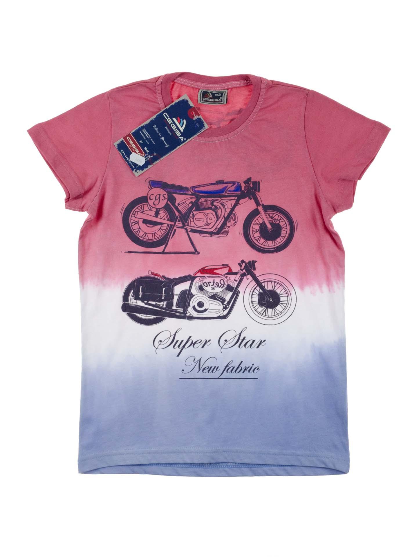 Купити Яскрава літня футболка  6918e8d3b8c6e